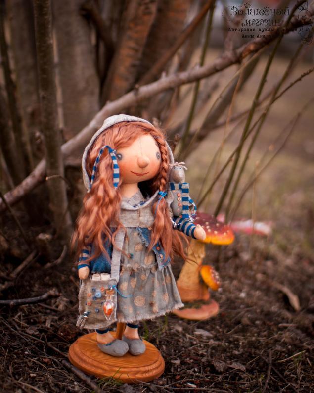 кукла, свобода