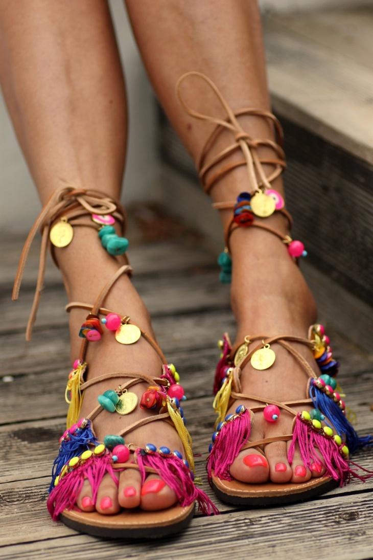 легкая обувь