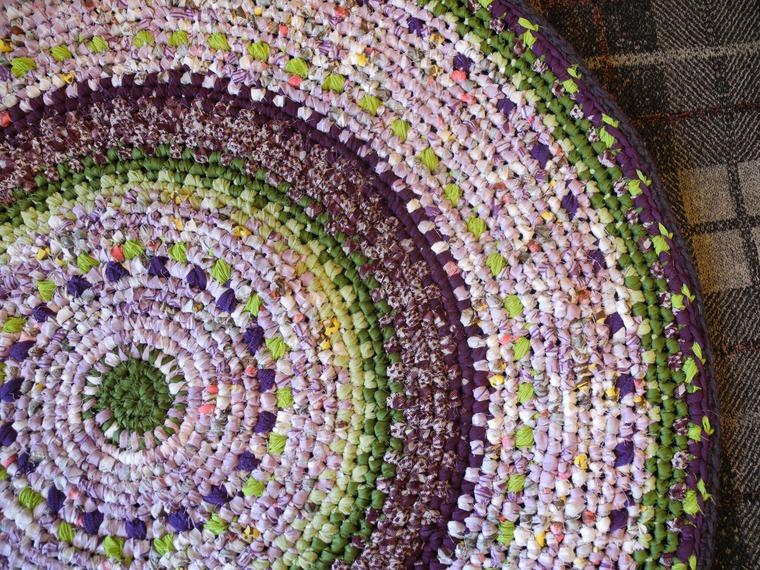 ковры текстильные
