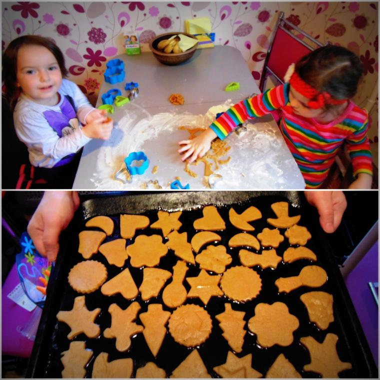 Имбирные печеньки, фото № 1