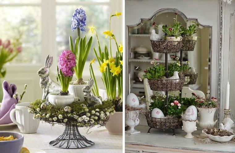 весенний декор