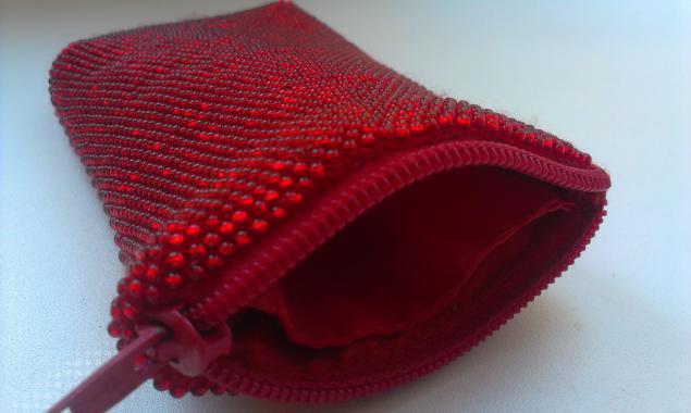 Проданные сумочки из бисера, фото № 3