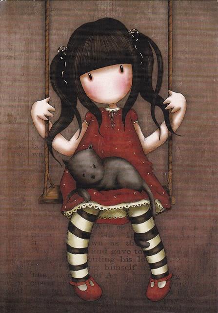 Куколки Сьюзен Вулкотт, фото № 31