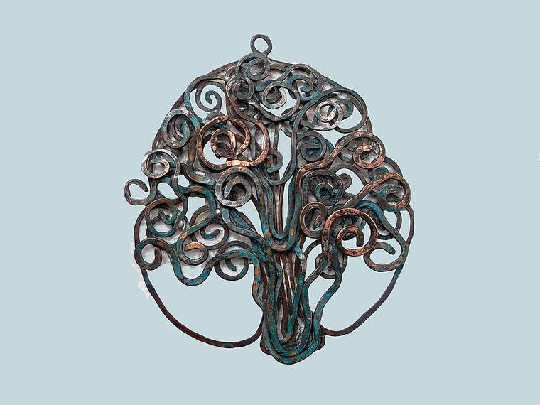 wire wrap, дерево, медь, медная проволока, патина, недостатки, помощь