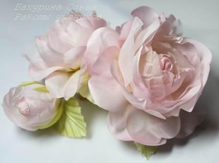украшения, цветоделие