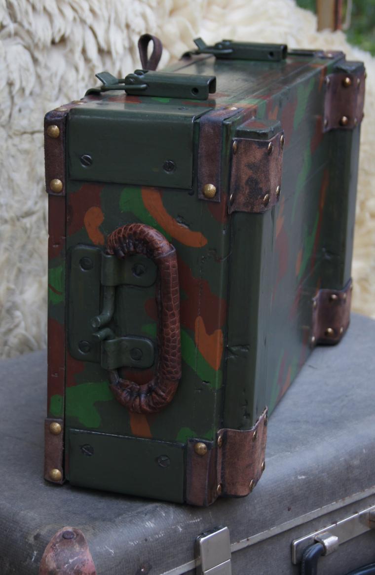 ящик для оружия, рыбалка, короб для снастей