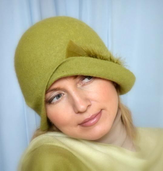 ирина спасская, шляпки