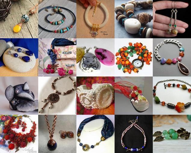бижутерия, украшения, бижутерия своими руками, украшения ручной работы, галерея бижутерии