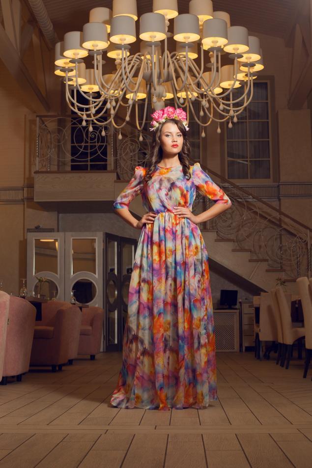 шелковое платье, роскошное платье