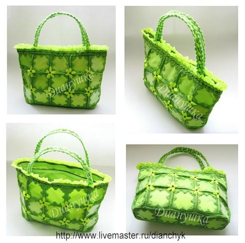 3b5496d05064 Создаем летнюю сумочку из пластиковых бутылок – мастер-класс для ...