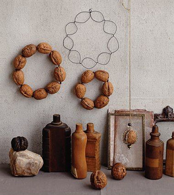 Cracking Nuts: Walnut Shells as a Material for Your Craft, фото № 20