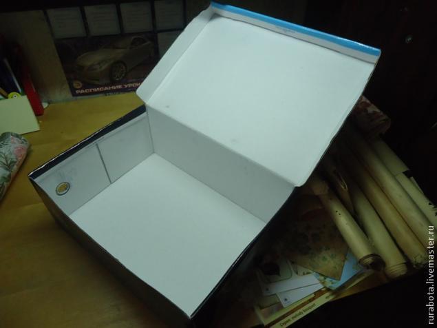 Своими руками чемодан для бумаг
