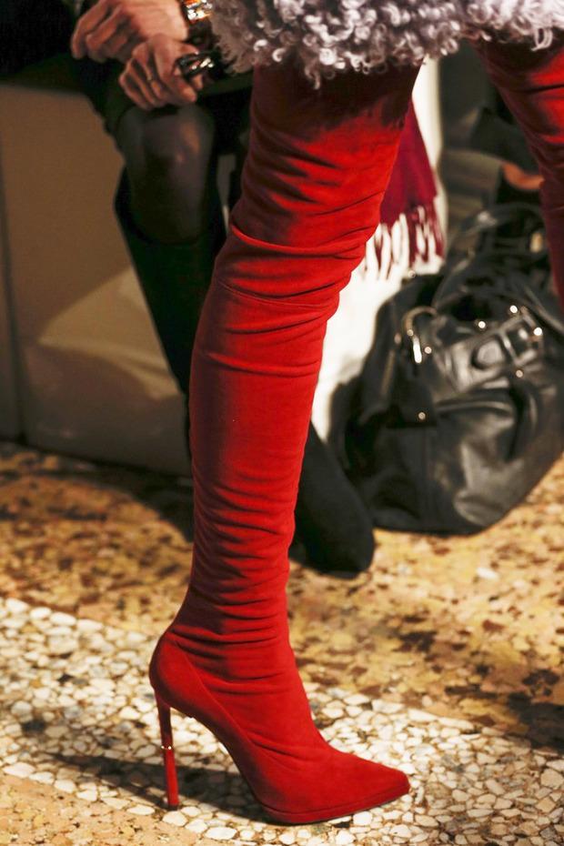 Модные Ботильоны 2014Г
