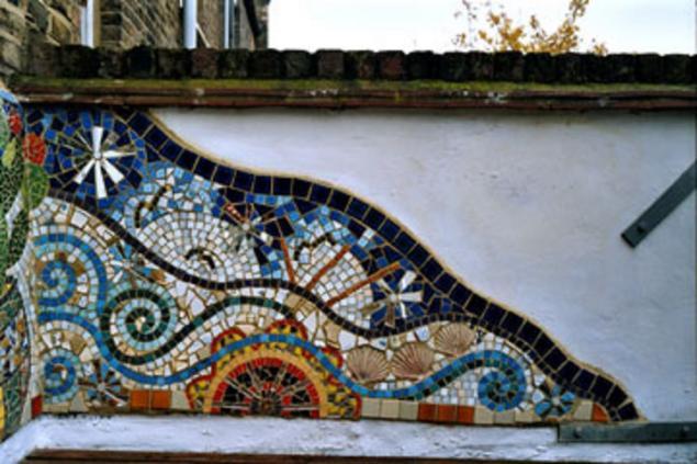 Мозаика в современном дизайне