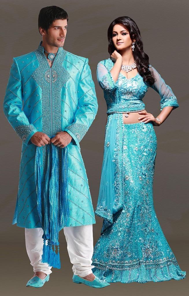 Индийский национальный костюм фото