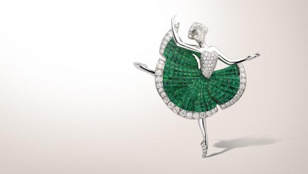 Танец, как источник вдохновения в украшениях Van Cleef & Arpels, фото № 3