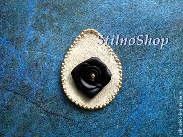 Создаем серьги в стиле Dolce&Gabbana, фото № 6