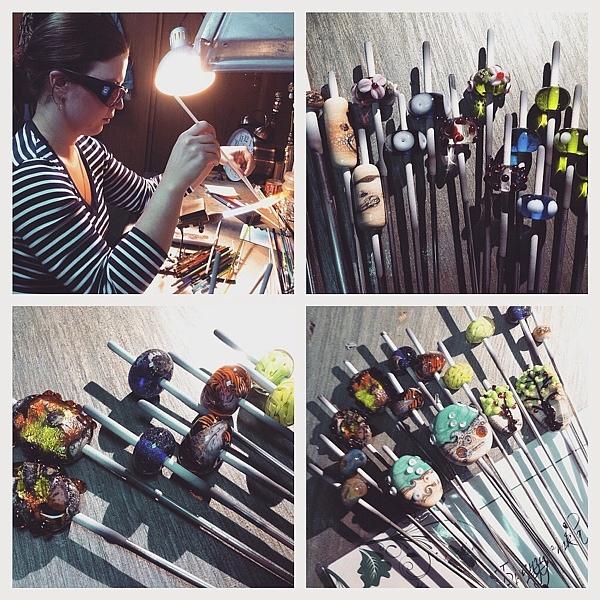 лэмпворк, обучение, мастер-класс, обучение лэмпворк, стекло, стеклянные бусины, горелка, бусины лэмпворк