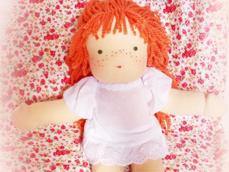 Куклы своими руками. Мастер-классы 15