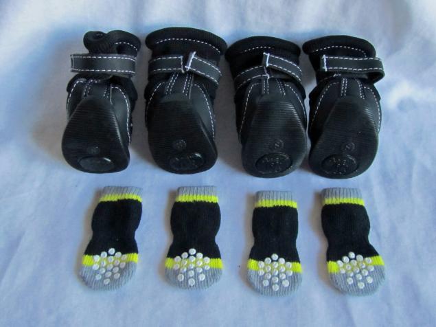 подплечники, носки