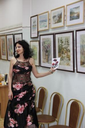 выставка, творчество