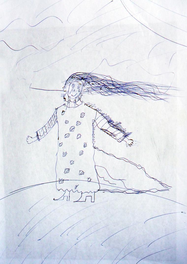 принцесса, конкурс рисунков, фея, принцесса рисунки