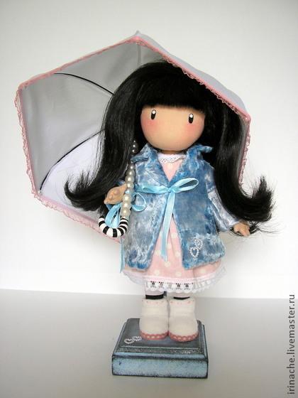 аукцион, кукла