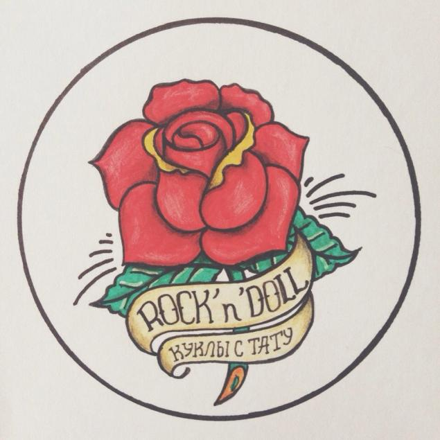 кошка, роза, интерьерная кукла