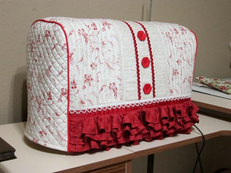 Сшить чехол для швейной машинки своими руками
