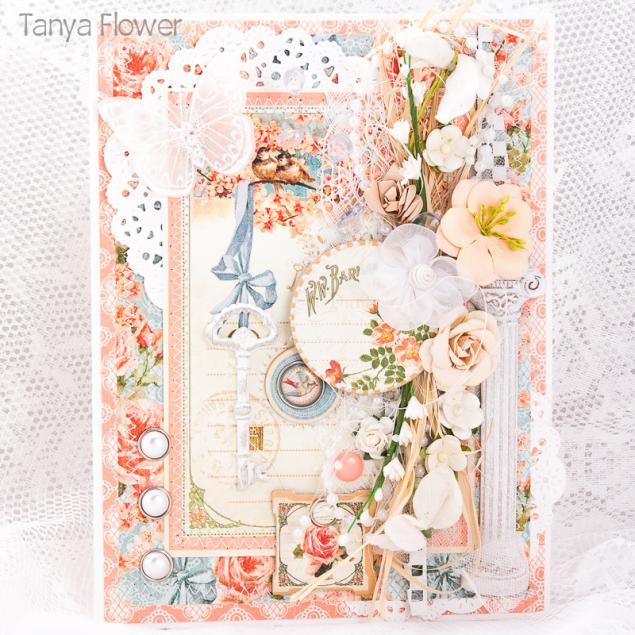 открытка, свадебная открытка, открытка на день рождения, открытка люкс, красивая упаковка, открытка с цветами, открытка с бабочками, таня фловер, денежный подарок, деньги на свадьбу