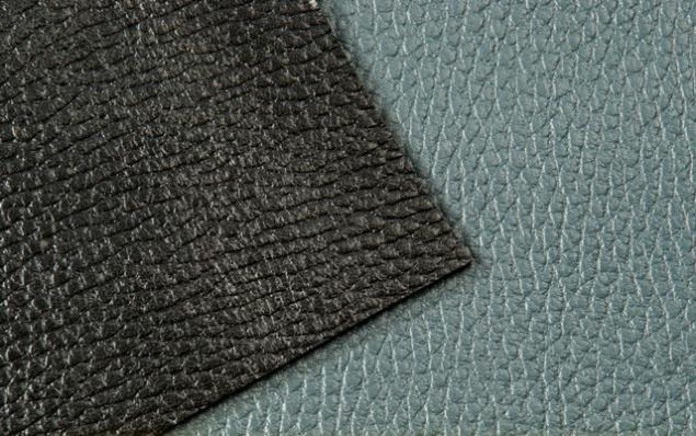 Юфть - Толстая кожа, выработанная жировым дублением из шкур КРС, взятых с  брюха животного. Значительно мягче и пластичней, чем чепрак или шора. 80e2f46cbe8
