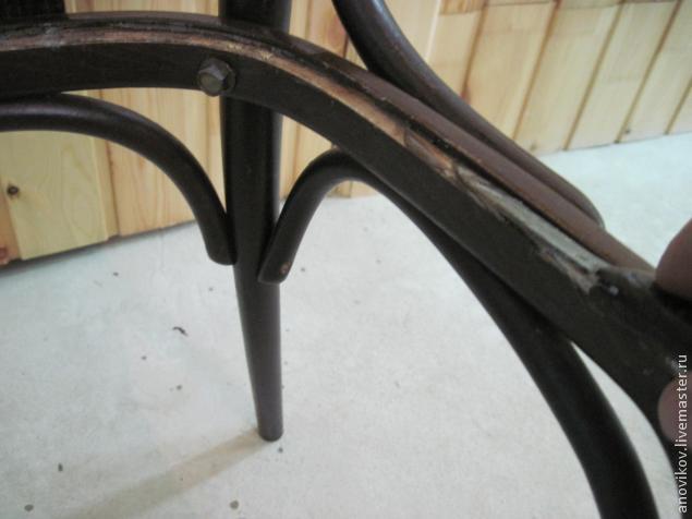 ремонт венского стула