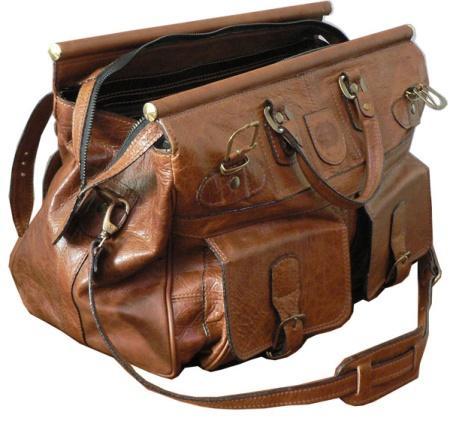 Саквояж Кожаный багаж купить в интернет-магазине Mr