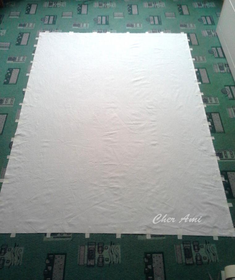 Мастер-класс: шьем несложное лоскутное одеяло, фото № 12