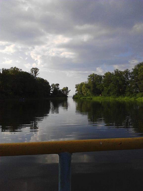 лето 2014, река, отзыв