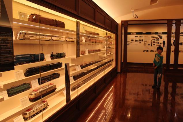 япония, музей макетов