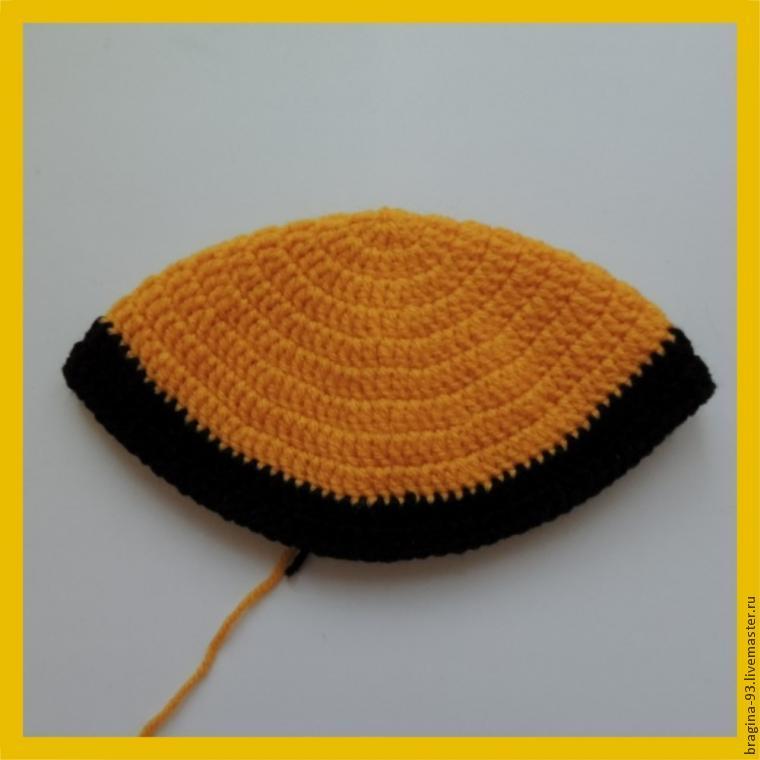 шапочка на осень