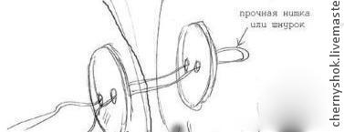 Маленький кротик (описание вязания), фото № 2