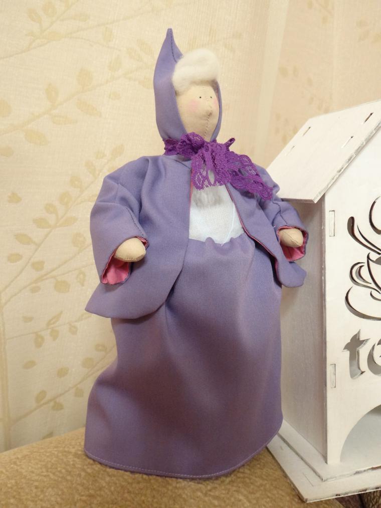 золушка, кукла тильда, для детей