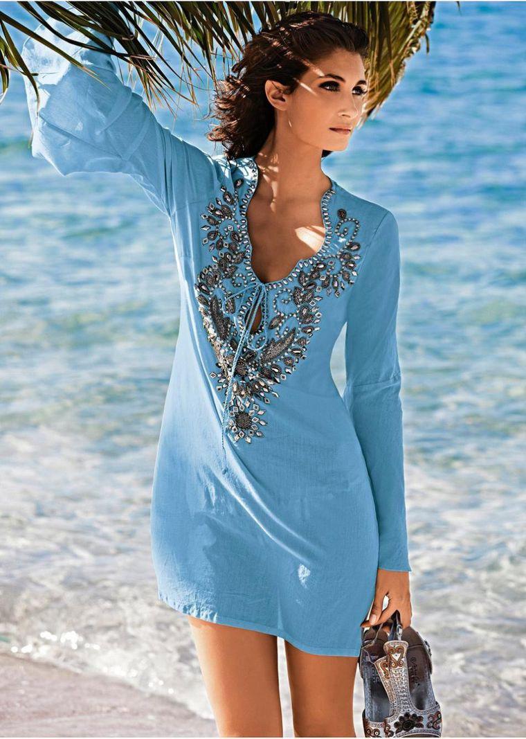 озера модные пляжные платья фото будет день опять