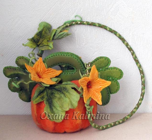 оксана калинина, тыква, овощи, оранжевый, шкатулка, интерьер, подарок