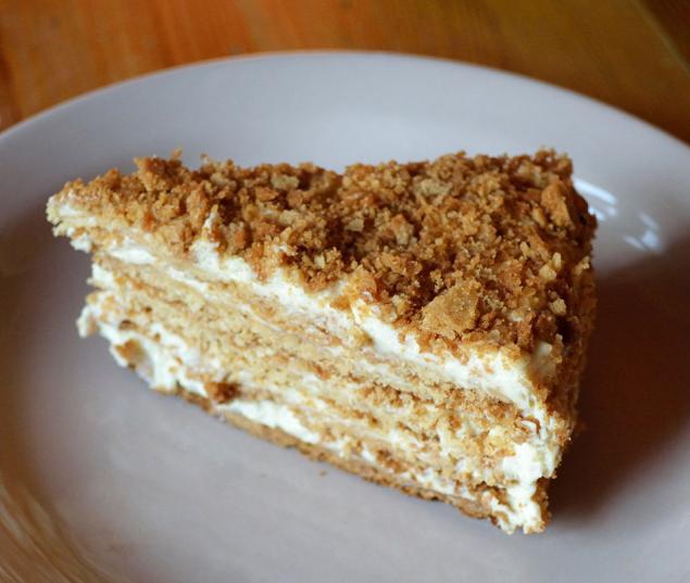 Торт медовик без яиц рецепт с фото пошагово