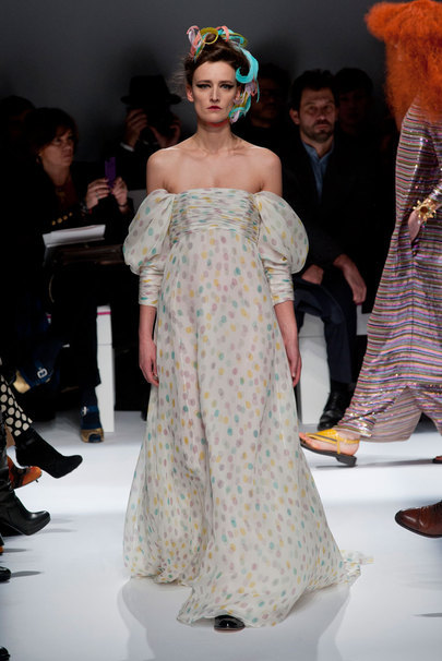 Schiaparelli Haute Couture весна-лето 2014, фото № 12