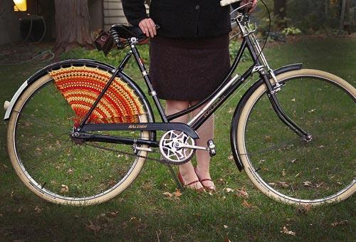 Вязание для велосипеда