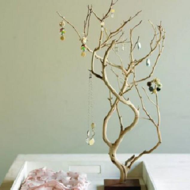 Мастер класс дерево для украшений