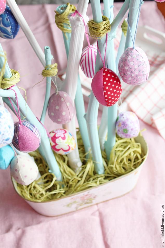 Creating an Easter DIY Tree, фото № 6