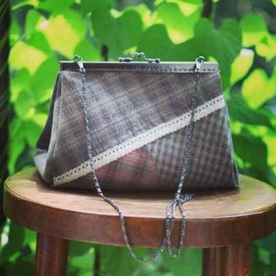 сумка ручной работы, сумка из ткани, новинки