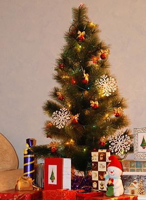 новый год, скидки на украшения, скидки 25%, украшения ручной работы, акция к новому году