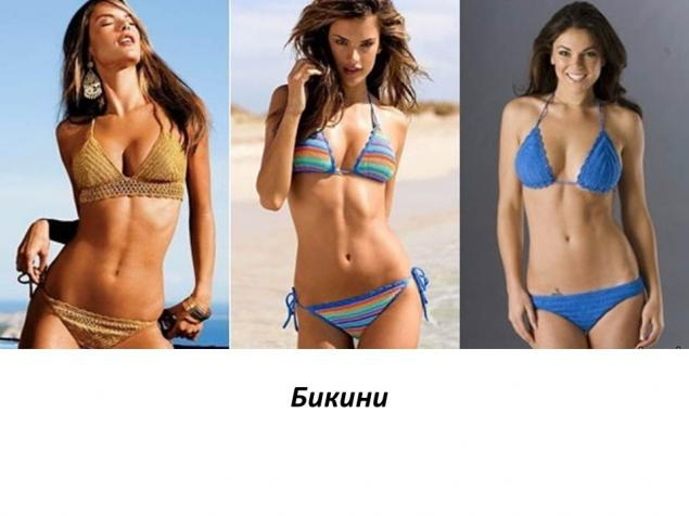 пляжная мода