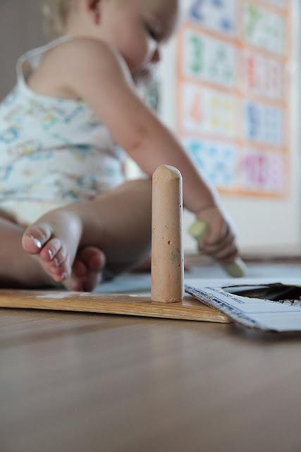Как рисовать с малышом полутора лет, фото № 5